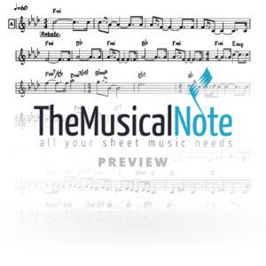 Haneiros Halolu Chabad Music Sheet