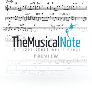Tfilat Hashlah Yaakov Shwekey Music Sheet