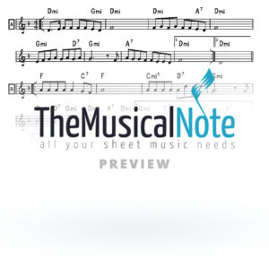Yvonim 1 Music Sheet