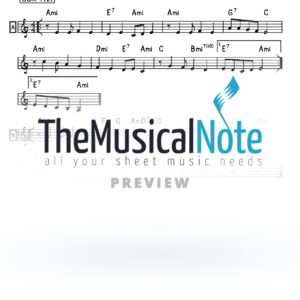 Yvonim 2 Music Sheet