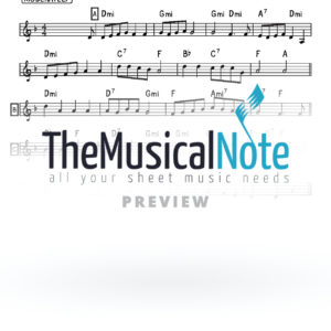 Yvonim 3 Music Sheet