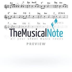 Eilu Veilu Chabad Music Sheet