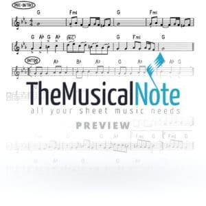 Shuvo Chabad Lubavitch Music Sheet