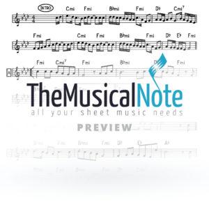 Ameich Ami Naftali Kempeh Music Sheet