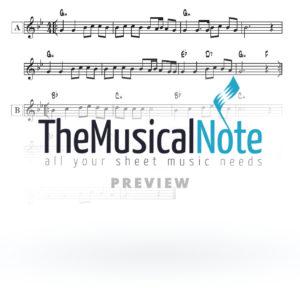 Ant Hee Zun Viznitz Music Sheet