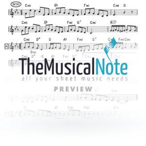 Askini Yingerlich Music Sheet