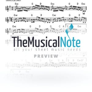 Bayom Hahu Music Sheet