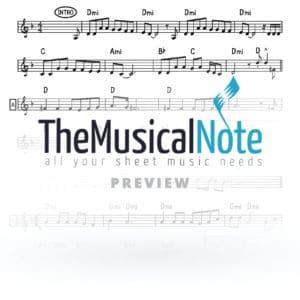 Btzeis Yingerlich Music Sheet