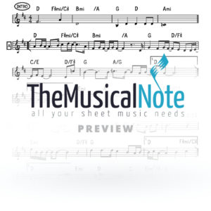 Chemdas Kol Yisroel Naftali Kempeh Music Sheet