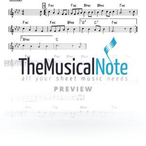 Ki Heim Chayeinu Naftali Kempeh Music Sheet