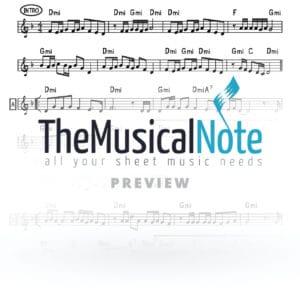 Kol Mekadesh Yingerlich Music Sheet