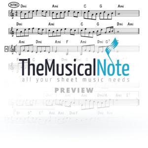 Lo Yomush Yingerlich Music Sheet