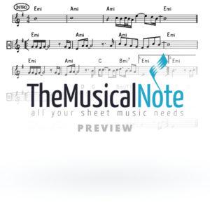 Ono Eilech Naftali Kempeh Music Sheet