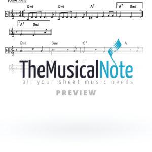Vivaser Lonu Naftali Kempeh Music Sheet
