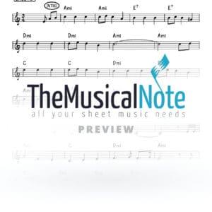 Vshom Naaleh Yingerlich Music Sheet