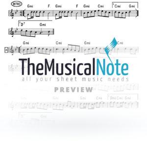 Levush Malchus Ahrele Samet Music Sheet