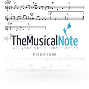 Nisuch Hamayim Lipa Schmeltzer Music Sheet