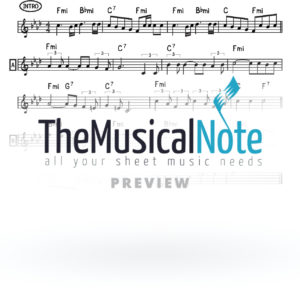 Shluchei From 770 Chabad Music Sheet