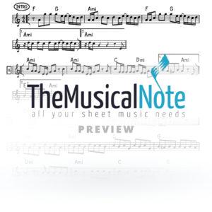 Yeridah Ltzorech Aliya Lipa Schmeltzer Music Sheet