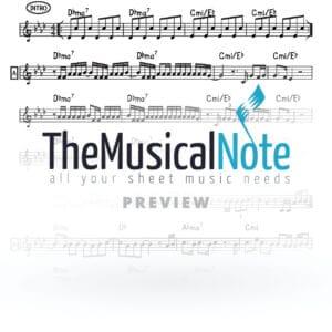 Achat Ultamid Ishay Ribo Music Sheet