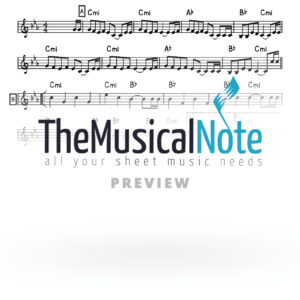 Anapoli Shlomo Katz Music Sheet
