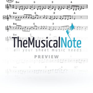 Baruch Hashem Lior Narkis Shuky Music Sheet