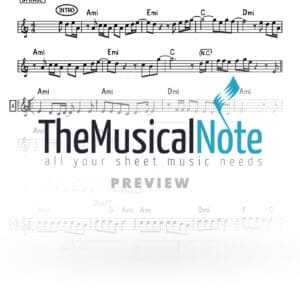 Deera Motty Ilowitz Music Sheet