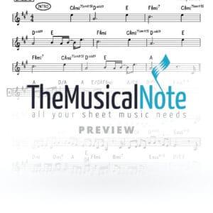 Gemeint Motty Ilowitz Music Sheet