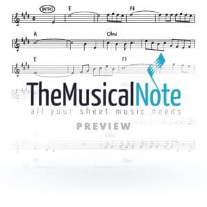 Hakuras Hatov Motty Ilowitz Music Sheet