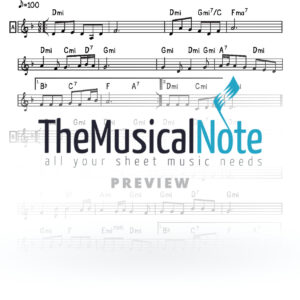 Kol Mekadesh MBD Music Sheet