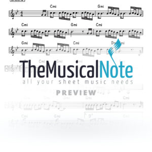 Mein Ganze Hartz Yoely Weiss Music Sheet