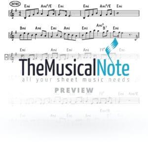 Shofer Motty Ilowitz Music Sheet