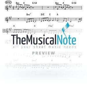 Veitug Motty Ilowitz Music Sheet