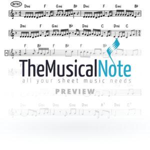 Yismechu Yitzchak Meir Music Sheet
