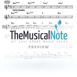 Adam Yesodo Shlomo Katz Music Sheet