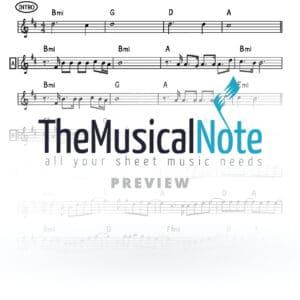 Hashem Kol Yachol Kobi Peretz Chaim Yisrael Music Sheet