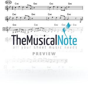 Kra Chaim Shlomo Mayesz Music Sheet