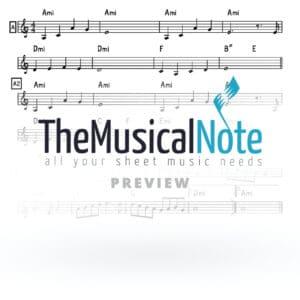 Lev Tahor Shlomo Katz Music Sheet