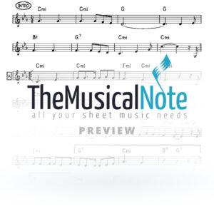 Vharvach Lonu Ahrele Samet Pini Einhorn Music Sheet