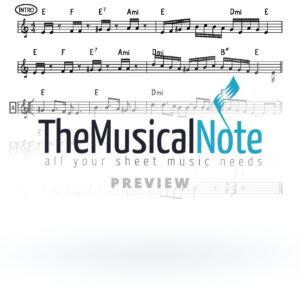 05 - Vtov Beinecho Shlomo Carlebach (EK) Music Sheet