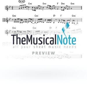 06 Koach Joey Newcomb Music Sheet