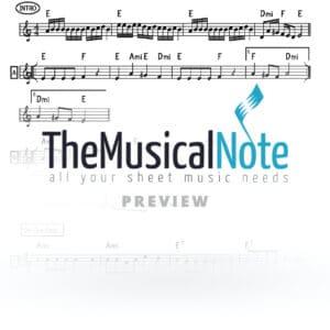 09 Lag Baomer Joey Newcomb Music Sheet