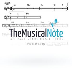 09 - Nigun MTM Shlomo Carlebach (EK) Music Sheet