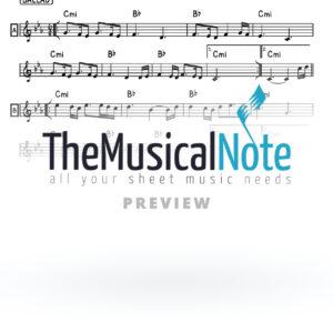11 - Nachamu Amee Shlomo Carlebach (EK) Music Sheet