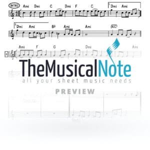 Baishonim Avraham Fried Music Sheet