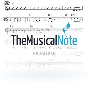 Shlaymim Idan Rafael Haviv Music Sheet