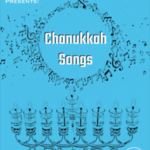 Chanukkah book sheet music