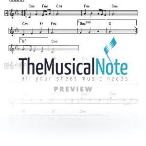 Achas Shoalti 1 MBD Music Sheet