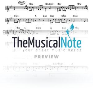 Banim Shmueli Ungar Music Sheet