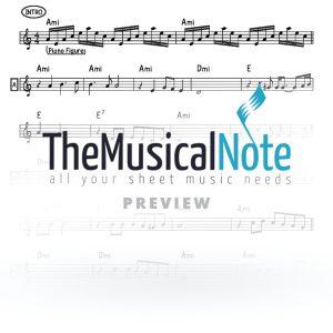 Blow The Shofar MBD Music Sheet